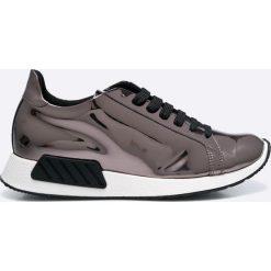 Hego's - Buty. Szare obuwie sportowe damskie HEGO'S, z gumy. W wyprzedaży za 299.90 zł.