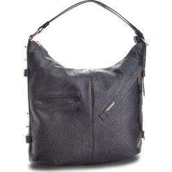 Torebka MONNARI - BAGA390-020  Black. Czarne torebki do ręki damskie Monnari, ze skóry ekologicznej. W wyprzedaży za 199.00 zł.