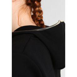 YUJ Bluza rozpinana black. Bluzy sportowe damskie YUJ, z bawełny. W wyprzedaży za 377.40 zł.