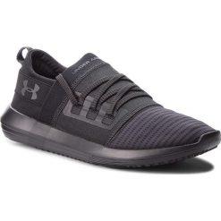 Buty UNDER ARMOUR - Ua Adapt 3020340-002 Blk. Czarne buty sportowe męskie Under Armour, z materiału. W wyprzedaży za 209.00 zł.