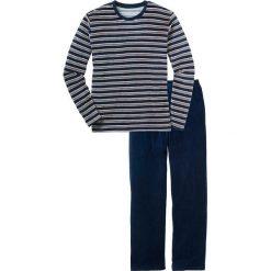 """Piżama """"Nicky"""" bonprix ciemnoniebieski w paski. Niebieskie piżamy męskie bonprix, w paski. Za 109.99 zł."""