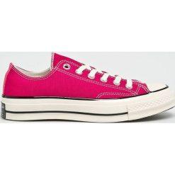 Converse - Tenisówki. Szare trampki i tenisówki damskie Converse, z gumy. W wyprzedaży za 299.90 zł.