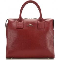 Torebka damska 85-4E-454-3. Czerwone torebki do ręki damskie Wittchen, w paski. Za 459.00 zł.