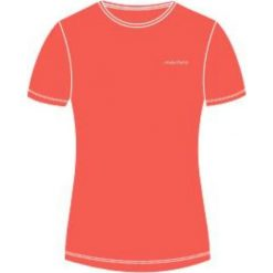 MARTES Koszulka damska LADY SOLAN Hot Coral r. S. T-shirty damskie MARTES. Za 26.24 zł.