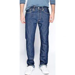 Levi's - Jeansy 501 Onewash Regular Fit. Brązowe jeansy męskie Levi's. Za 299.90 zł.