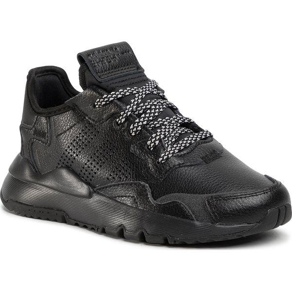 Buty adidas Originals Nite Jogger (cblackcarbonactblu)