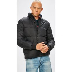 Tommy Jeans - Kurtka. Szare kurtki męskie Tommy Jeans, z jeansu. Za 649.90 zł.