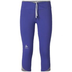 Odlo Spodnie Tech. Tights 3/4 HANA  Niebieski r. S (347731S). Spodnie dresowe damskie Odlo. Za 82.13 zł.