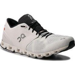 Buty ON - Cloud X 000020 White/Black 0006. Białe buty sportowe męskie On, z materiału. Za 649.00 zł.