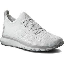 Buty Reebok - Print Smooth 2.0 Ultk CN1745 White/Skull Grey. Białe obuwie sportowe damskie Reebok, z materiału. W wyprzedaży za 269.00 zł.