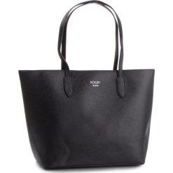 Torebka JOOP! - Saffiano Jeans 4140003904 Black 900. Czarne torebki do ręki damskie JOOP!, z jeansu. Za 729.00 zł.