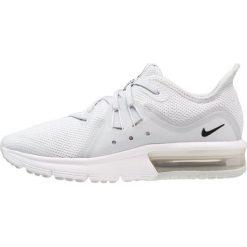 Nike Performance AIR MAX SEQUENT 3 Obuwie do biegania treningowe white/black/hyper jade. Buty sportowe chłopięce Nike Performance, z materiału. Za 359.00 zł.