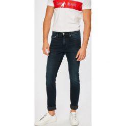 Calvin Klein Jeans - Jeansy West. Niebieskie jeansy męskie Calvin Klein Jeans. Za 499.90 zł.