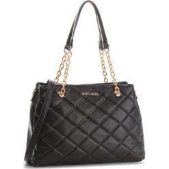 Torebka JENNY FAIRY - RH1224 Black. Czarne torebki do ręki damskie Jenny Fairy, ze skóry ekologicznej. Za 119.99 zł.
