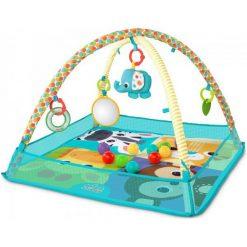 Bright Starts Koc Do Zabaw Ball Pit Fun 0m+. Szare kocyki dla dzieci Bright Starts. Za 164.06 zł.