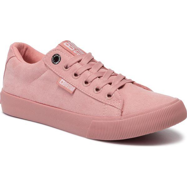 Tenisówki BIG STAR EE274047 Pink