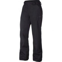 Oakley Spodnie Snowboardowe Sun King 10k Bzs Pants Blackout M. Czarne spodnie sportowe męskie Oakley, ze skóry. W wyprzedaży za 419.00 zł.