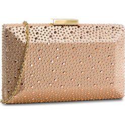 Torebka LOVE MOSCHINO - JC4160PP16L10900 Platino. Czerwone torebki do ręki damskie Love Moschino, z materiału. Za 529.00 zł.