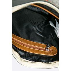 Desigual - Torebka Snake Sailor Molina. Szare torby na ramię damskie Desigual. W wyprzedaży za 139.90 zł.