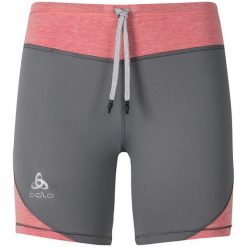 Odlo Spodenki Tights short HANA Grafitowe r. S (347741). Spodnie dresowe damskie Odlo. Za 68.38 zł.