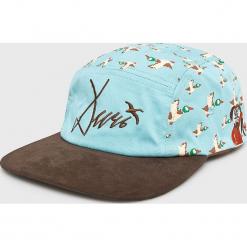 True Spin - Czapka. Szare czapki i kapelusze męskie True Spin. W wyprzedaży za 29.90 zł.
