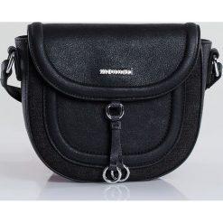 Monnari - Torebka. Czarne torebki do ręki damskie Monnari. W wyprzedaży za 129.90 zł.