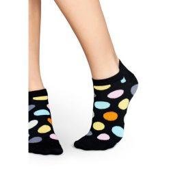 Happy Socks - Skarpety Big Dot. Szare skarpety męskie Happy Socks, z bawełny. W wyprzedaży za 19.90 zł.