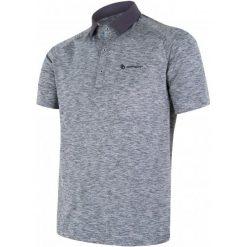 Sensor Koszulka Polo Męska Motion Szara Xl. Szare koszulki polo męskie Sensor, z krótkim rękawem. Za 215.00 zł.