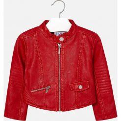 Mayoral - Kurtka dziecięca 92-134 cm. Czerwone kurtki i płaszcze dla dziewczynek Mayoral, z materiału. Za 199.90 zł.