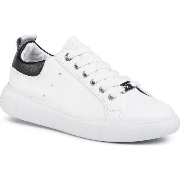 sneakersy damskie Tom Tailor białe Buty sportowe damskie