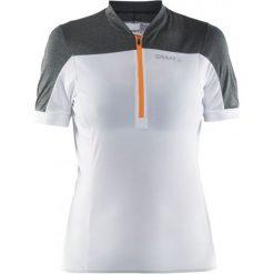 Craft Koszulka Rowerowa Motion White Xl. Białe koszulki sportowe damskie Craft. W wyprzedaży za 139.00 zł.