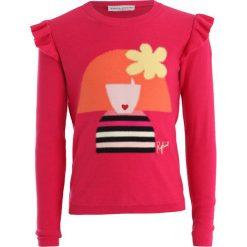 Sonia Rykiel ABRICOT Sweter framboise. Swetry dla dziewczynek Sonia Rykiel, z bawełny. Za 509.00 zł.