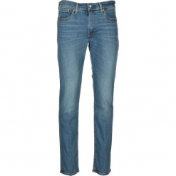 """Dżinsy """"511®"""" - Slim fit - w kolorze niebieskim. Niebieskie jeansy męskie Levi's. W wyprzedaży za 217.95 zł."""