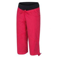 Hannah Spodnie Damskie Alca, Raspberry Sorbet 38. Czerwone spodnie sportowe damskie Hannah, z bawełny. Za 185.00 zł.