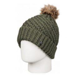 Roxy Czapka Damska Blizzard Beanie J Hats Dust Ivy. Brązowe czapki i kapelusze damskie Roxy, z dzianiny. Za 145.00 zł.