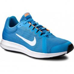 Buty NIKE - Downshifter 8 (GS) 922853 402 Blue Hero/Football Grey. Niebieskie obuwie sportowe damskie Nike, z materiału. W wyprzedaży za 179.00 zł.