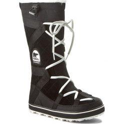 Śniegowce SOREL - Glacy Explorer NL1977 Black 012. Kozaki damskie marki Roberto. W wyprzedaży za 419.00 zł.