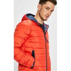 Pepe Jeans - Kurtka Aviary. Czerwone kurtki męskie Pepe Jeans, z jeansu. W wyprzedaży za 399.90 zł.