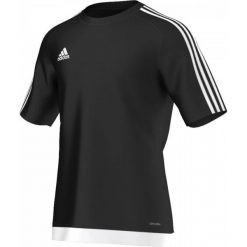 Adidas Koszulka piłkarska Estro 15 czarno-biała r. M (S16147). Koszulki sportowe męskie marki bonprix. Za 52.51 zł.