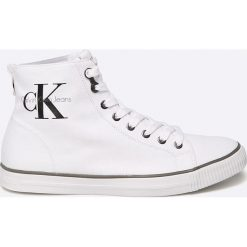 Calvin Klein Jeans - Trampki. Szare trampki męskie Calvin Klein Jeans, z gumy. Za 359.90 zł.