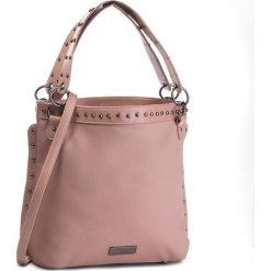 Torebka MONNARI - BAGB620-004  Pudrowy Róż. Czerwone torebki do ręki damskie Monnari, ze skóry ekologicznej. W wyprzedaży za 199.00 zł.