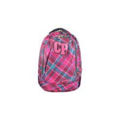 Plecak młodzieżowy CoolPack 2w1 Combo Cranberry Check. Torby i plecaki dziecięce marki Tuloko. Za 135.00 zł.