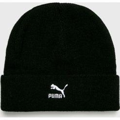 Puma - Czapka. Czarne czapki i kapelusze męskie Puma. W wyprzedaży za 69.90 zł.