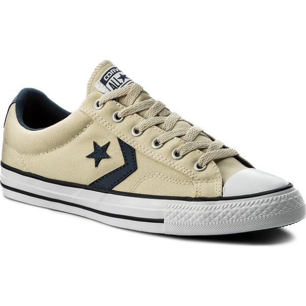 3ed37335dce8e Trampki CONVERSE - Star Player Ox 156620C Natural/Navy/White ...
