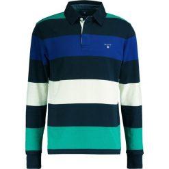 GANT BLOCK STRIPE HEAVY RUGGER Koszulka polo evening blue. Bluzki z długim rękawem męskie GANT, z bawełny, z długim rękawem. W wyprzedaży za 377.10 zł.