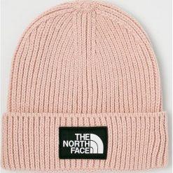 The North Face - Czapka. Różowe czapki i kapelusze męskie The North Face. W wyprzedaży za 99.90 zł.