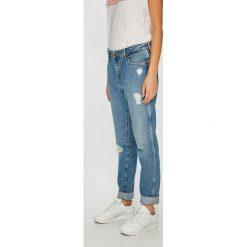 Wrangler - Jeansy All Stars Worn. Niebieskie jeansy damskie Wrangler. Za 349.90 zł.