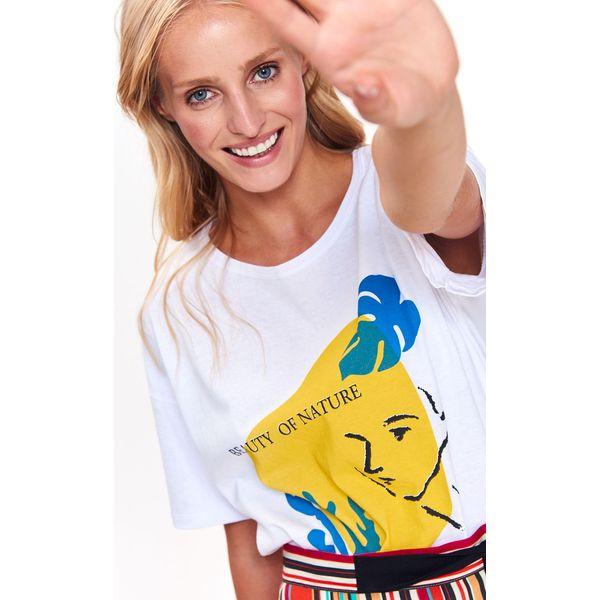 bd7cb3272f Sklep   Dla kobiet   Odzież damska   T-shirty i topy ...