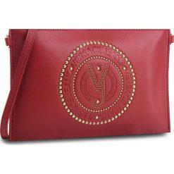 Torebka VERSACE JEANS - E3VSBPR9-70718 331. Czerwone listonoszki damskie Versace Jeans, z jeansu. W wyprzedaży za 259.00 zł.