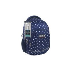 Plecak szkolny Back Up A25 słuchawki gratis. Szare torby i plecaki dziecięce Derform, z materiału. Za 133.00 zł.